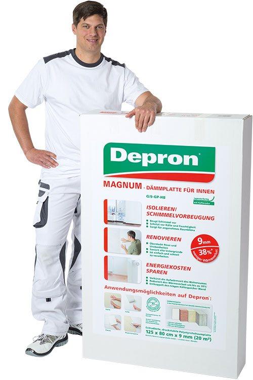 Depron Startseite